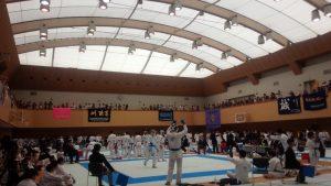桜空杯争奪全国空手道選手権大会プログラム
