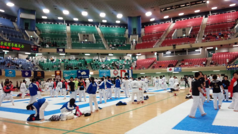 東日本学生空手道選手権