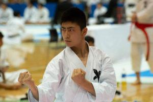 2018年6月3日関東学生空手道選手権個人戦01