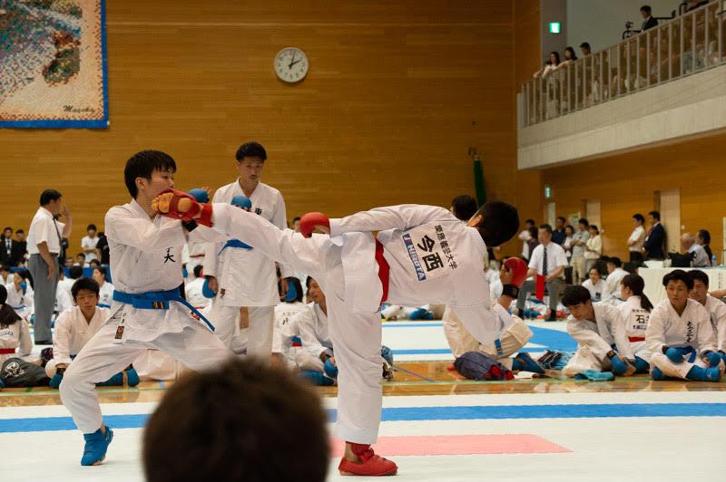 2018年6月3日関東学生空手道選手権個人戦03