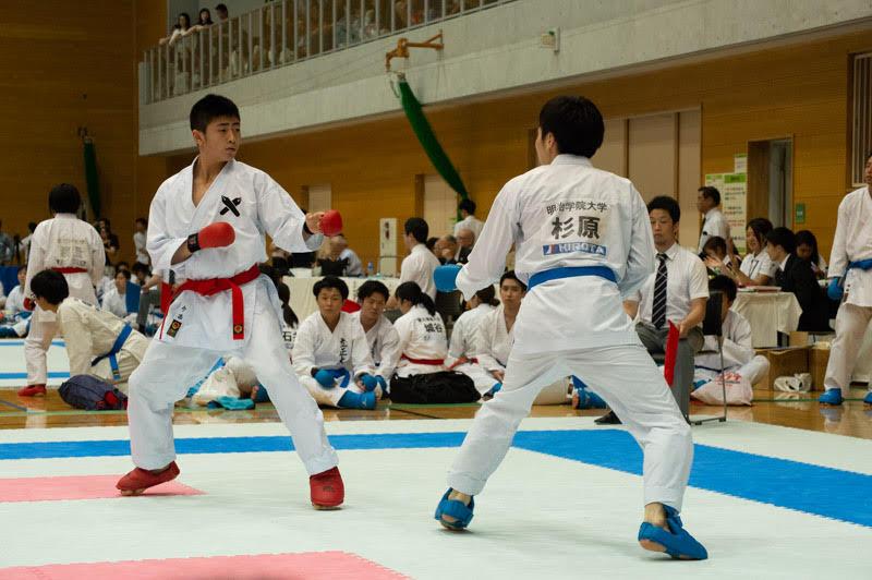 2018年6月3日関東学生空手道選手権個人戦02