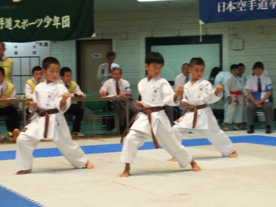 2018年7月28日全日本少年少女武道錬成大会02