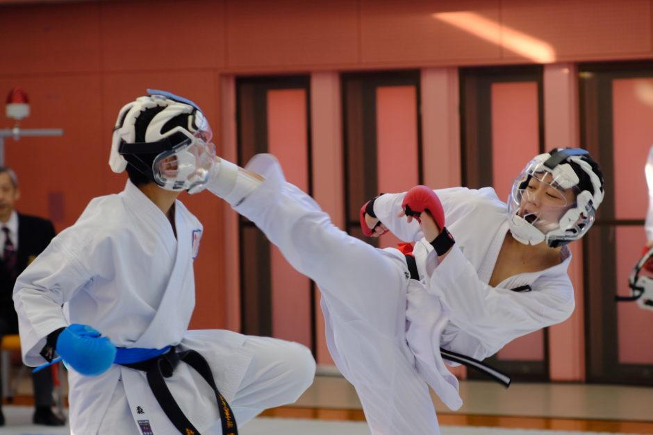 第2回JDKF.空手道競技大会01